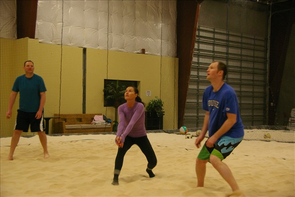 Sandbox Sports Indoor Volleyball League