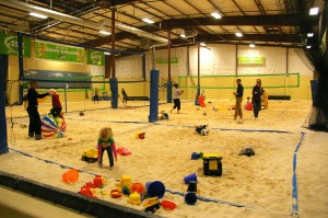 Kids Indoor Sandbox