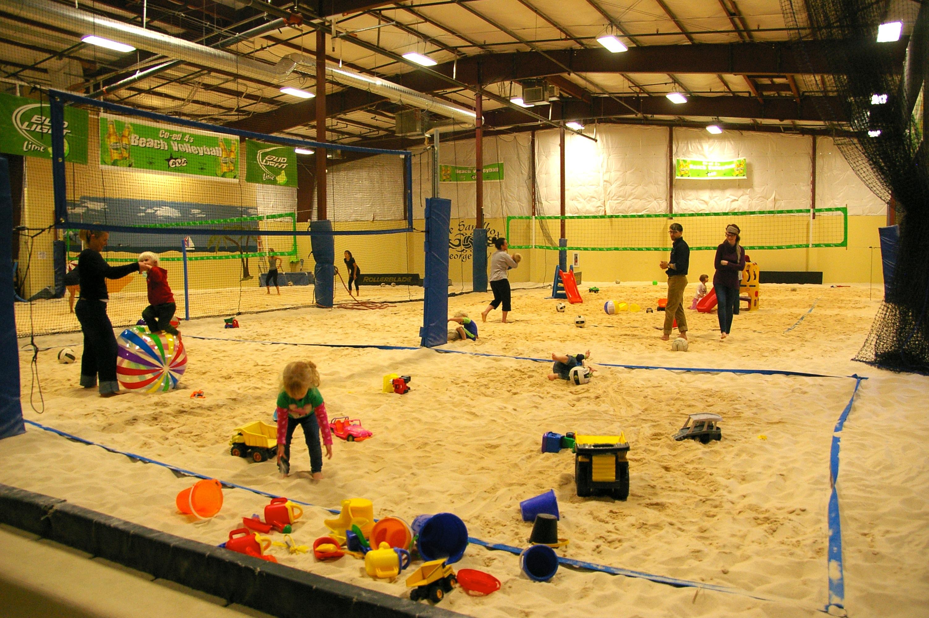 kids in a sandbox link