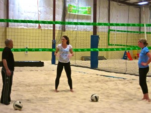 Julie Sandbox Training