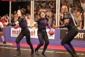 dodgeball sandbox