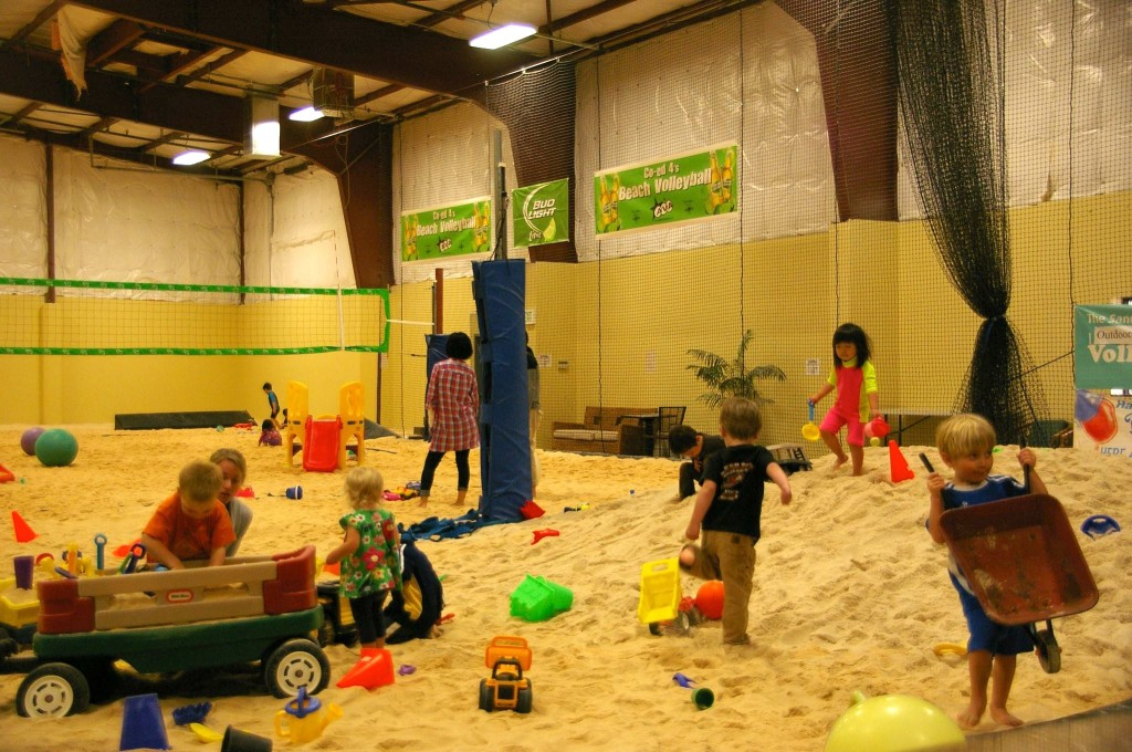 Lil Diggers Playtime Indoor Sandbox