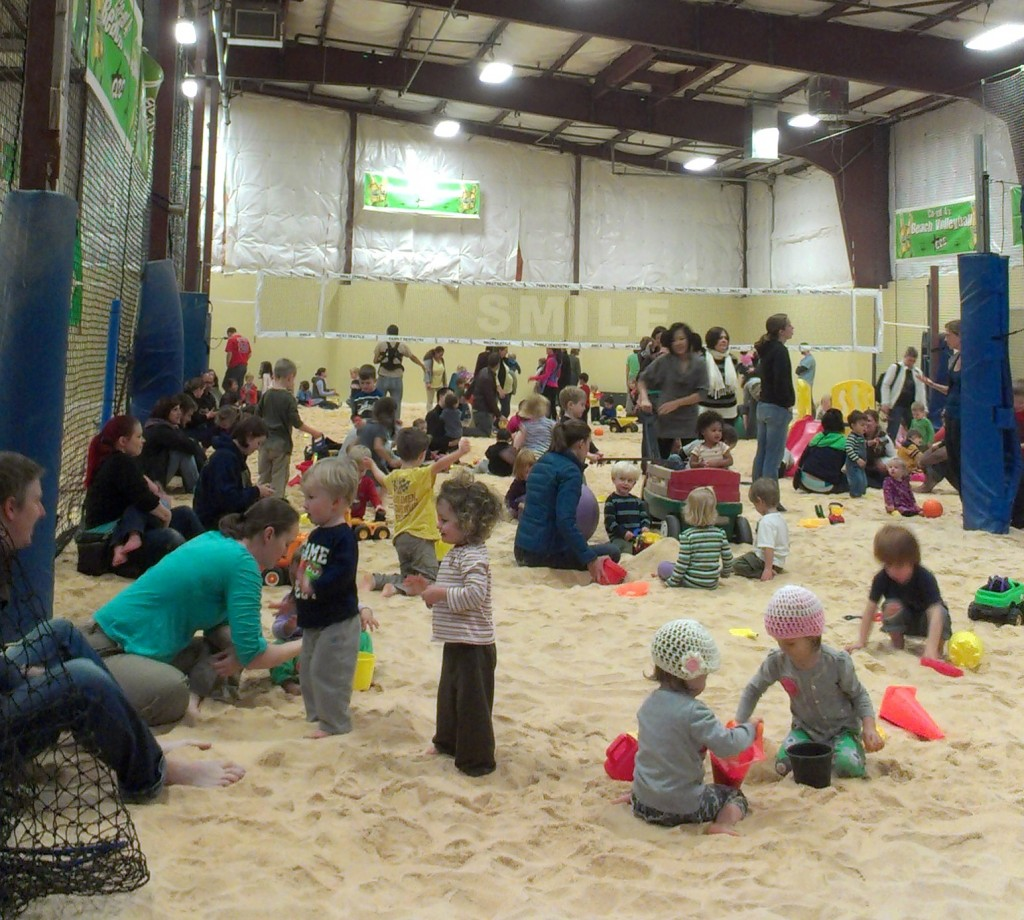 indoor kids activity